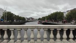 Dublino - Fiume Liffey