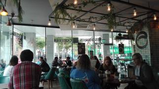 Dublino - breakfast