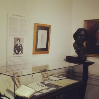 Dublino - Dublin Writers Museum - Oscar Wilde