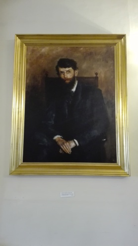 Dublino - Dublin Writers Museum - John Butler Yeats