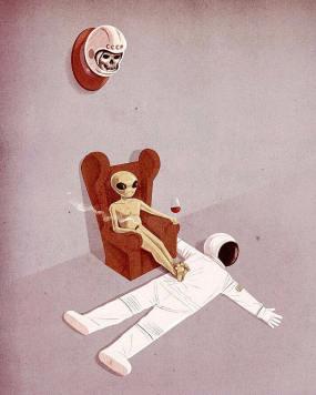Illustrazione di Marco Melgrati