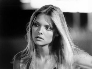 Michelle Pfeiffer, 1980.