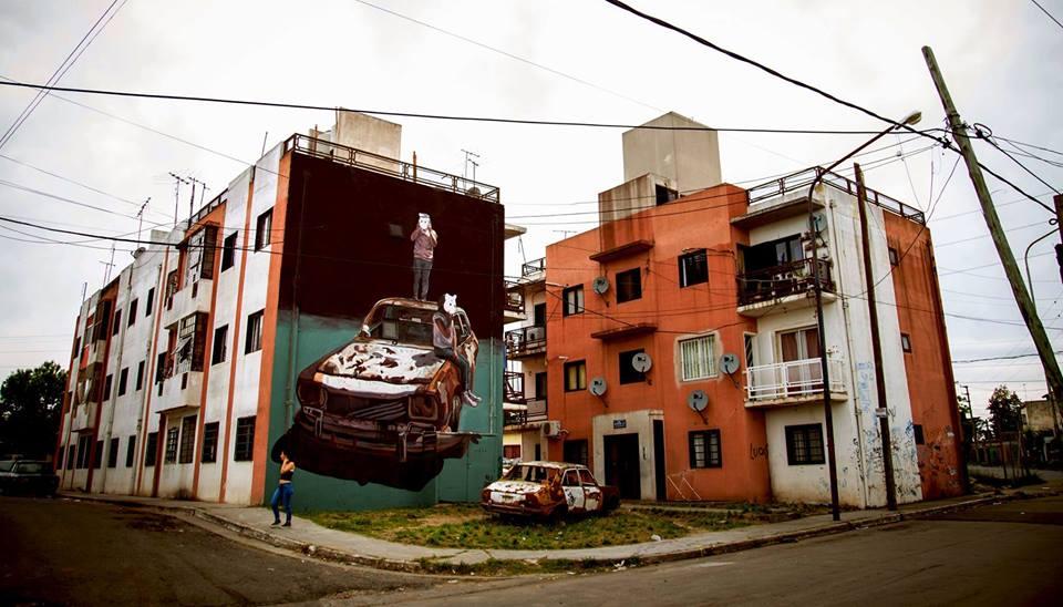 Milu Correch @Los Alamos, Quilmes, Buenos Aires