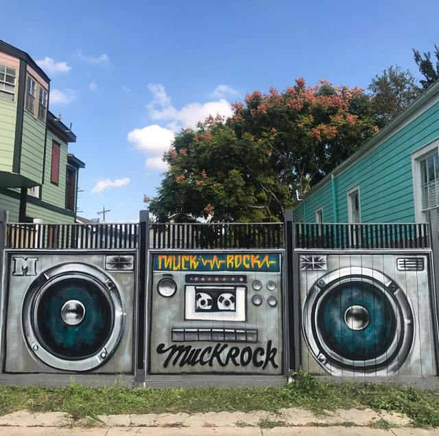 Muckrock @Los Angeles, USA