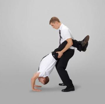 """The Book of Mormon Missionary Positions"" by Neil Dacosta"