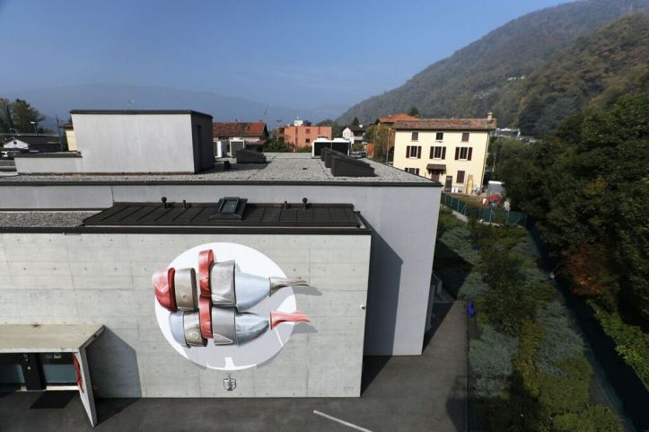 Nevercrew @Melano, Switzerland