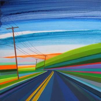 Pittura di Grant Haffner