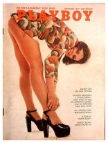 PlayBoy Cover anni '70
