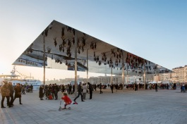 Port Vieux Pavilion - Marsiglia