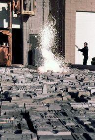 Riprese di Star Wars prima dello schermo verde