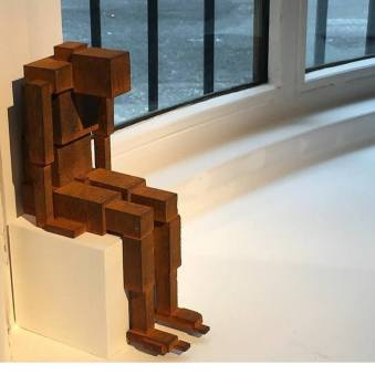 Scultura di Antony Gormley