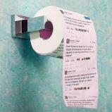 Toilet Paper by Dan Cretu