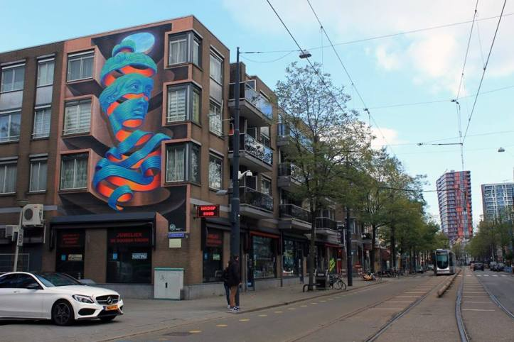 WD Drawing @Rotterdam, Netherlands