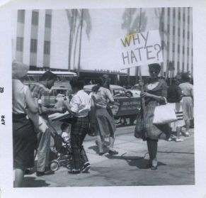 """""""Why Hate?"""" 1962"""