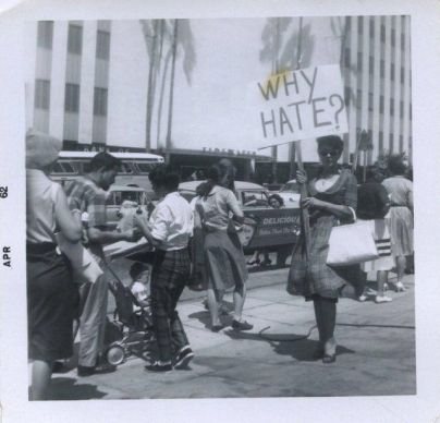 """Why Hate?"" 1962"