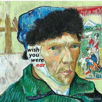Wish you were ear...
