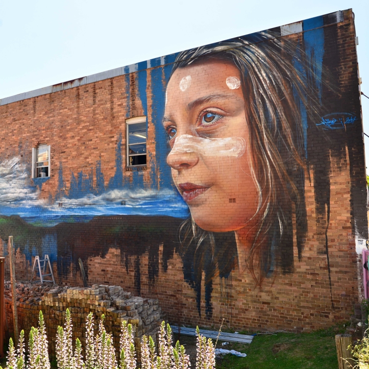 Adnate @Blue Mountains National Park, Australia