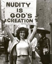 Nudity is God's creation!