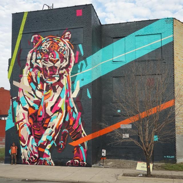 Arlin @Detroit, USA