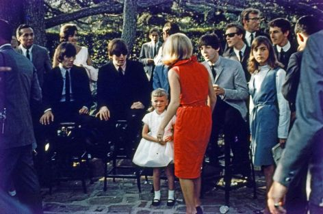 Beatles, primo tour negli Stati Uniti del 1964