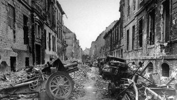Berlino, maggio 1945, una città caduta