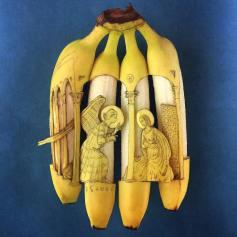 Bible Banana by Stephan Brusche