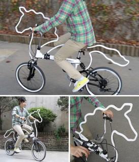 Bicicletta cavallo