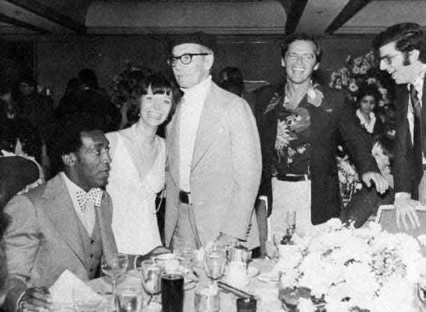 Bill Cosby, Groucho Marx e Jack Nicholson