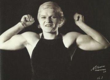 Bodybuilder vintage