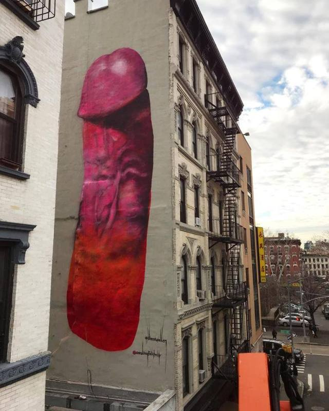 Carolina Falkholt @NYC, USA