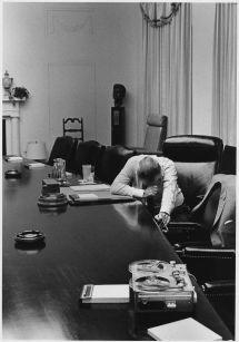 Charles Robb dal Vietnam durante l'apogeo della guerra, (1968)