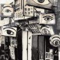 Clinica oculistica a Tainan, Taiwan (1962) – Fotografia di Wang Shuang-chuan