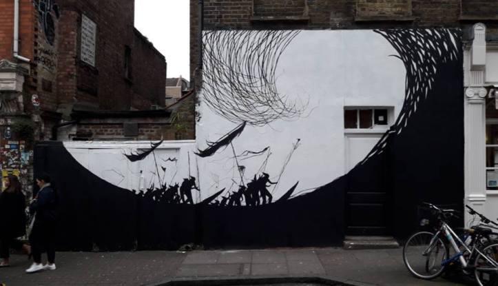 David de la Mano @London, UK