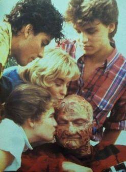 "Dietro le quinte di ""A Nightmare on Elm Street"""