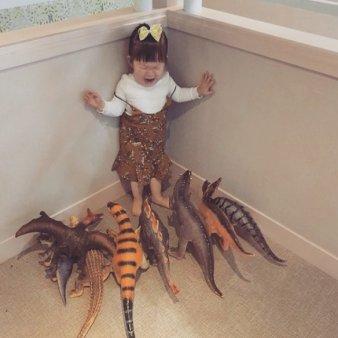 Dino phobia