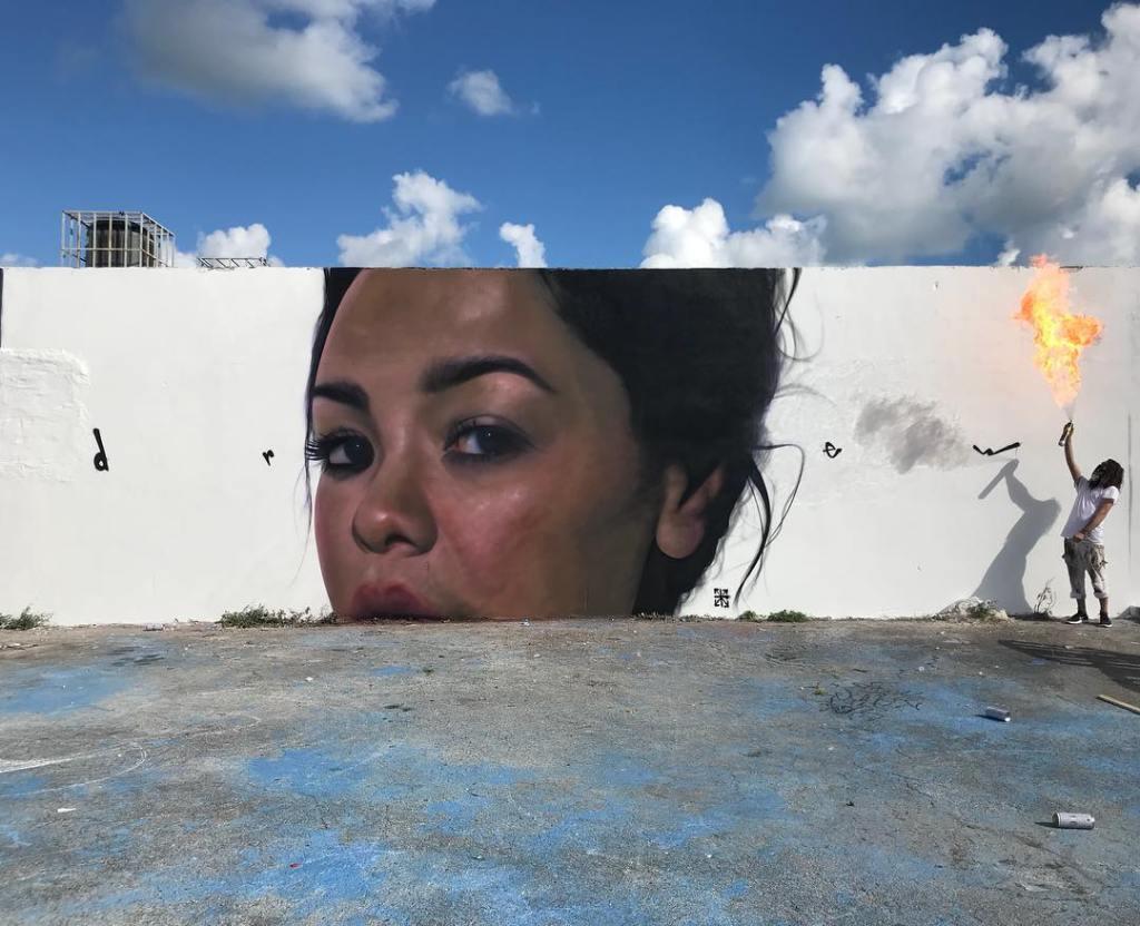 Drew Merritt @Miami, USA