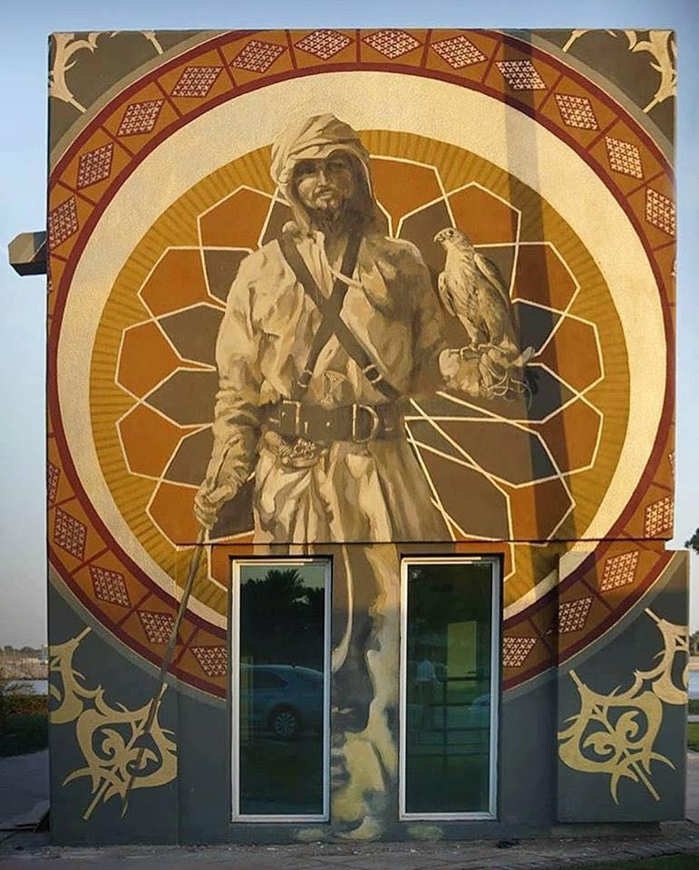 Faith47 @United Arab Emirates