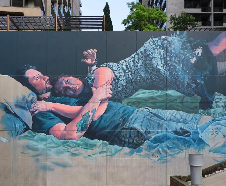 Fintan Magee @Melbourne, Australia