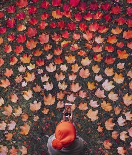 Fotografia di Kristina Makeeva