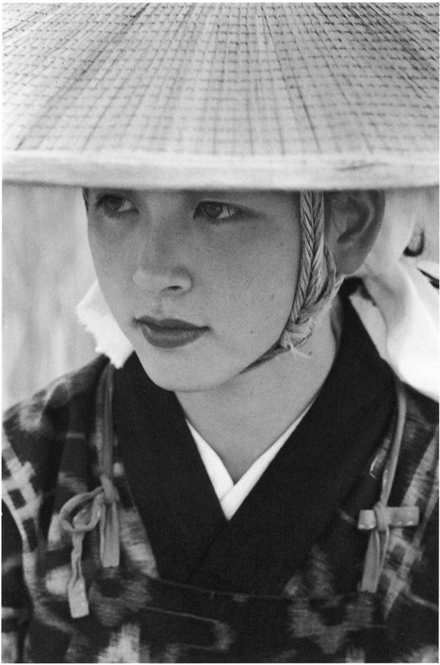 Giovane donna. Omagari, Akita, 1953