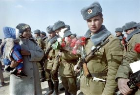 Guerra afghana, anni '80