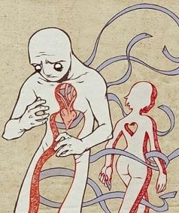 Heart shaped Heart by Ana Kozhevnikova