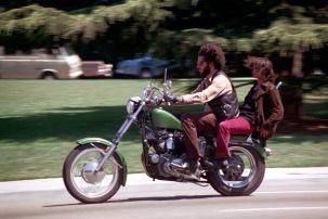 Hippie Street Life, San Francisco 1971. Fotografia di Nick DeWolf
