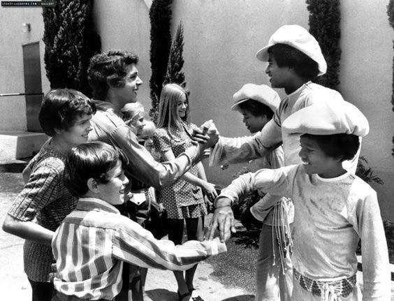 I Brady incontrano i Jackson, 1971