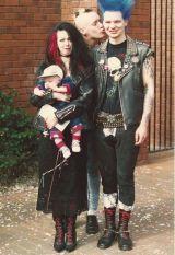 """""""I miei genitori nel giorno del loro matrimonio, 1989"""""""