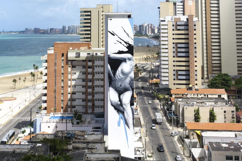 INO @Fortaleza, Brazil