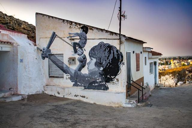 Jorge Pina @Cuevas del Rodeo Rojales, Spain