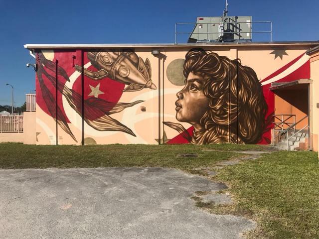 Kevin Ledo & Paola Delfin @Miami, USA