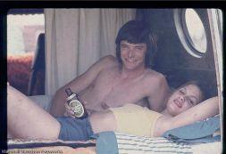 Lovebirds, anni '70 (La vita in un furgone)