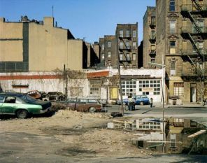 Lower east side di New York negli anni '80